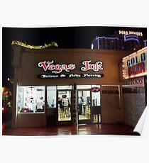 Vegas Ink Poster