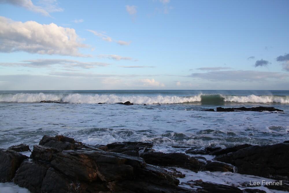 Basham Beach - SA by Kathleen South