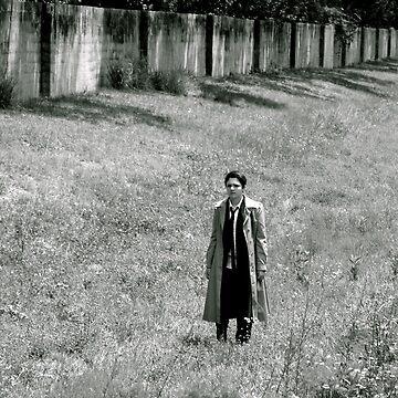 He angel-poofed right into a deserted field by watsonnnnnnnnnn