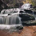 Leura Cascades 2013 by STEPHEN GEORGIOU PHOTOGRAPHY