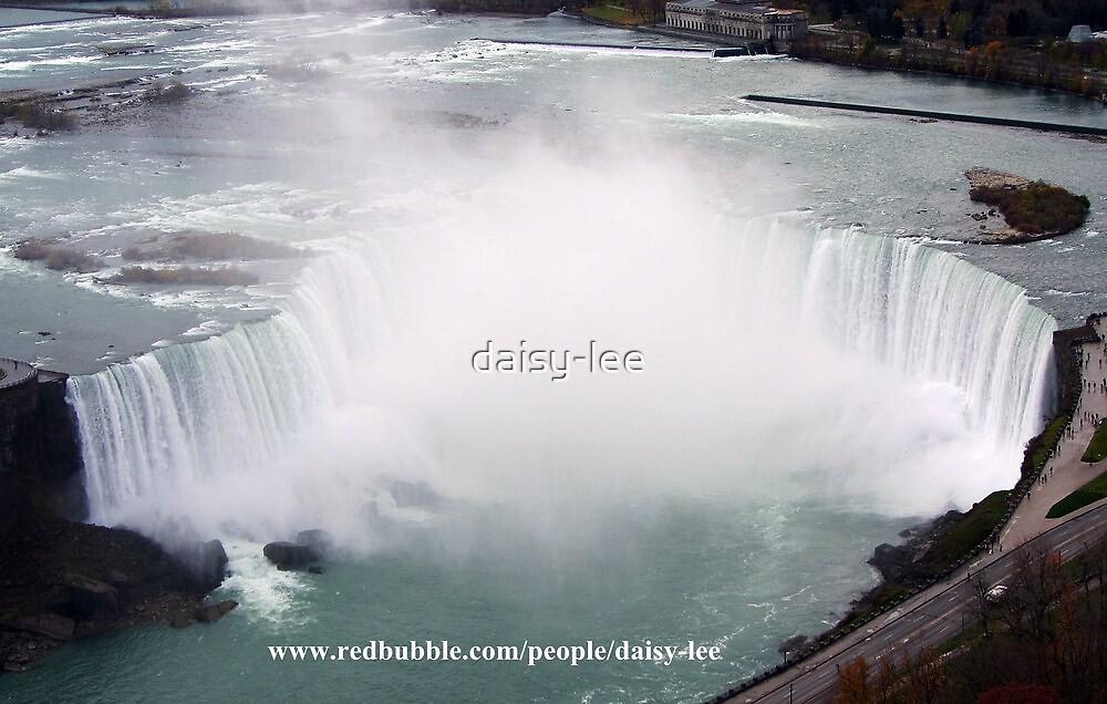 Niagara Falls, Canadian side 1 by daisy-lee
