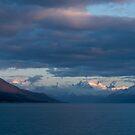 A Morning with Mount Cook _ Lake Pukaki by Barbara Burkhardt