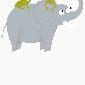 Elephant by NathalieBruyer