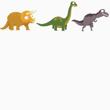 Dino's by NathalieBruyer