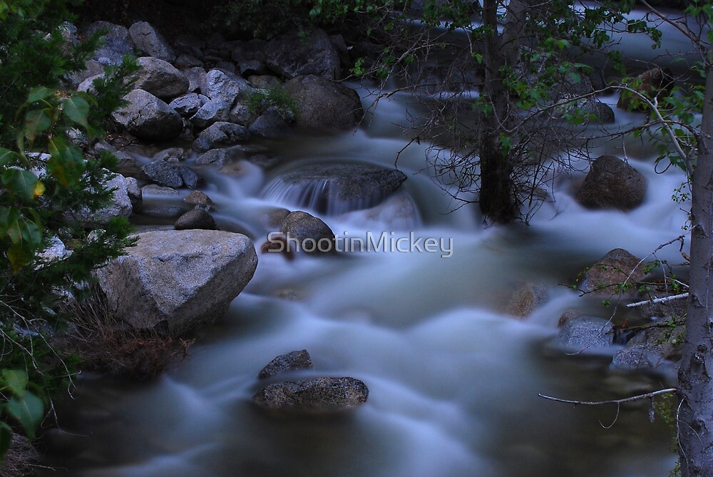 Merced River - Yosemite by ShootinMickey