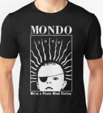 MONDO 2000 - Pirate Mind Station T-Shirt