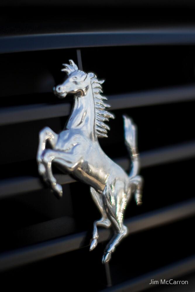 The Prancing Horse by Jim McCarron