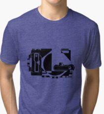 Photographer design Tri-blend T-Shirt