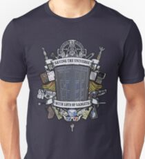 Time Lord Crest Unisex T-Shirt