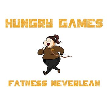 Hungry Games Fatness Neverlean by tecmoviking