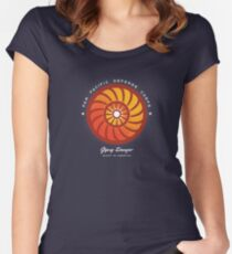 American Jaeger Women's Fitted Scoop T-Shirt
