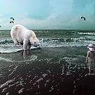 polar bear by Lifeware