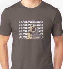 Pugline Bling T-Shirt