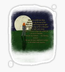 Doctor Who - Donna Noble Sticker