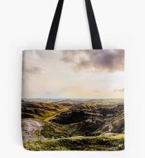 Badlands Overlook Tote Bag