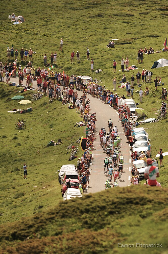 Tour de France by Eamon Fitzpatrick