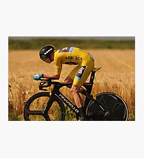 Christopher Froome Photographic Print