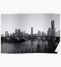 Story Bridge - Brisbane CBD Poster