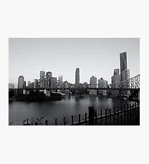 Story Bridge - Brisbane CBD Photographic Print