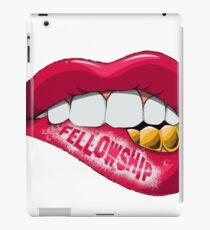 Fellowship Lips  iPad Case/Skin