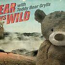 Teddy Bear Grylls by Vin  Zzep