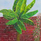 Banana Tree by Anita Wann