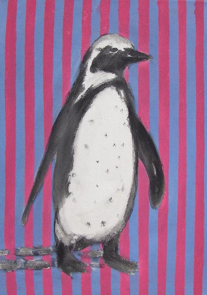 Little penguin by janekaye