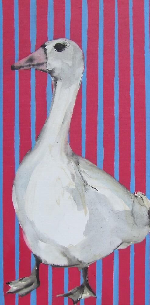 Mrs Goose by janekaye