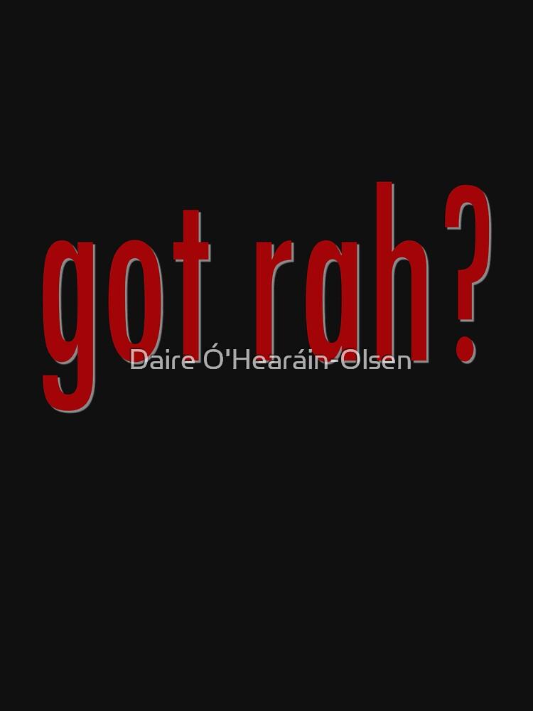 got rah? by just-mitchell