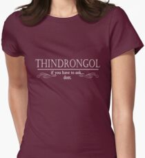 Thindrongol (dark color) T-Shirt