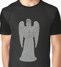 Weeping Angel -Don't Blink Graphic T-Shirt