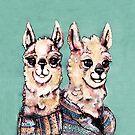 Drama Llamas by ratticsassin