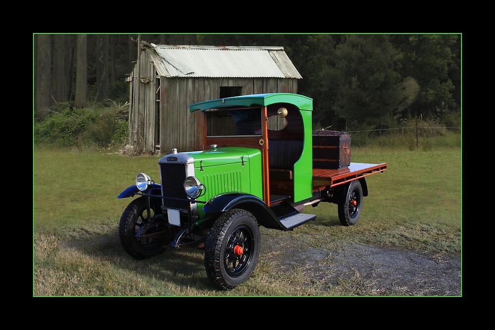 Morris Truck by Keith Hawley