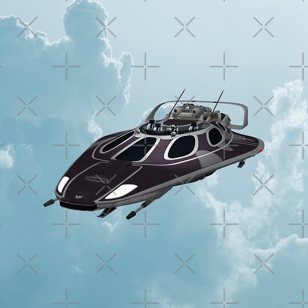 Spaceship by Vac1