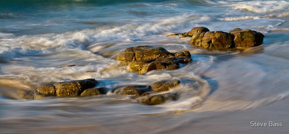 Noosa Rocks by Steve Bass