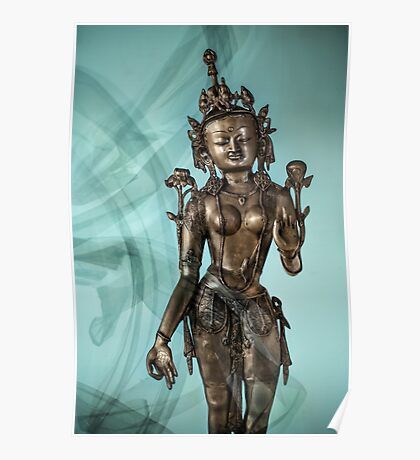 Goddess Tara Poster