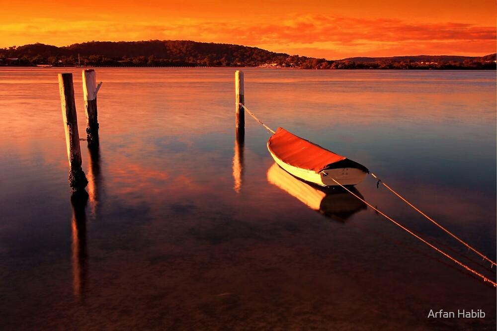 The Boat # 2 by Arfan Habib