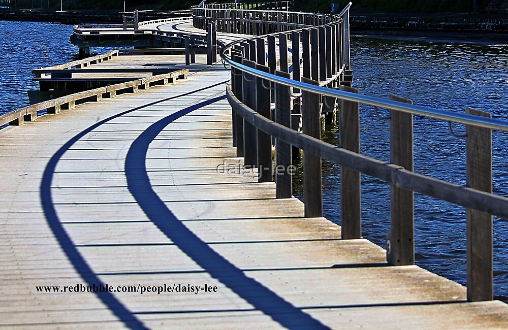 The board walk Corio Bay by daisy-lee
