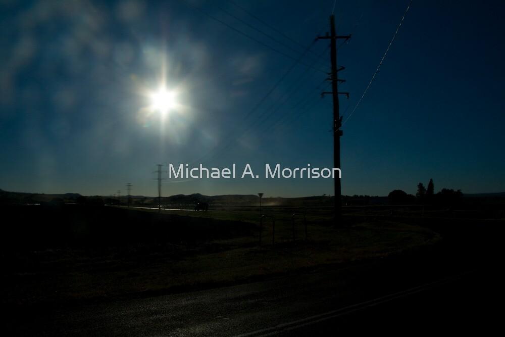 disremembrance  by Michael A. Morrison