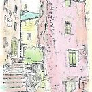 Provence Village by adrienne75