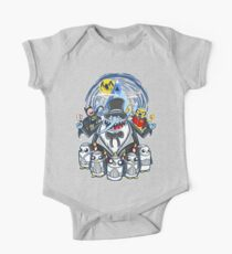 Penguin Time One Piece - Short Sleeve