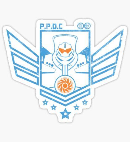 P.P.D.C Sticker