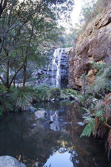 Sheoak Falls by Lauren Eagle