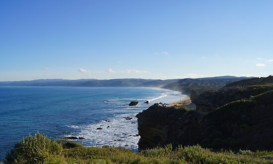 View from Split Point by Lauren Eagle