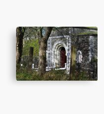 Crownhill Fort Canvas Print