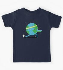 Global Warming Up Kids Clothes