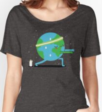 Global Warming Up Women's Relaxed Fit T-Shirt