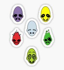 Mudokon Phases Sticker