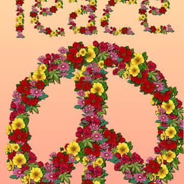Flower Peace by Makiechan