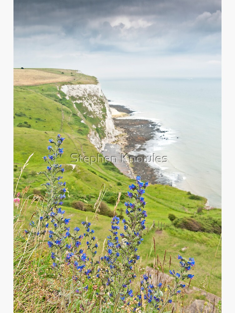 White Cliffs of Dover by stephenknowles